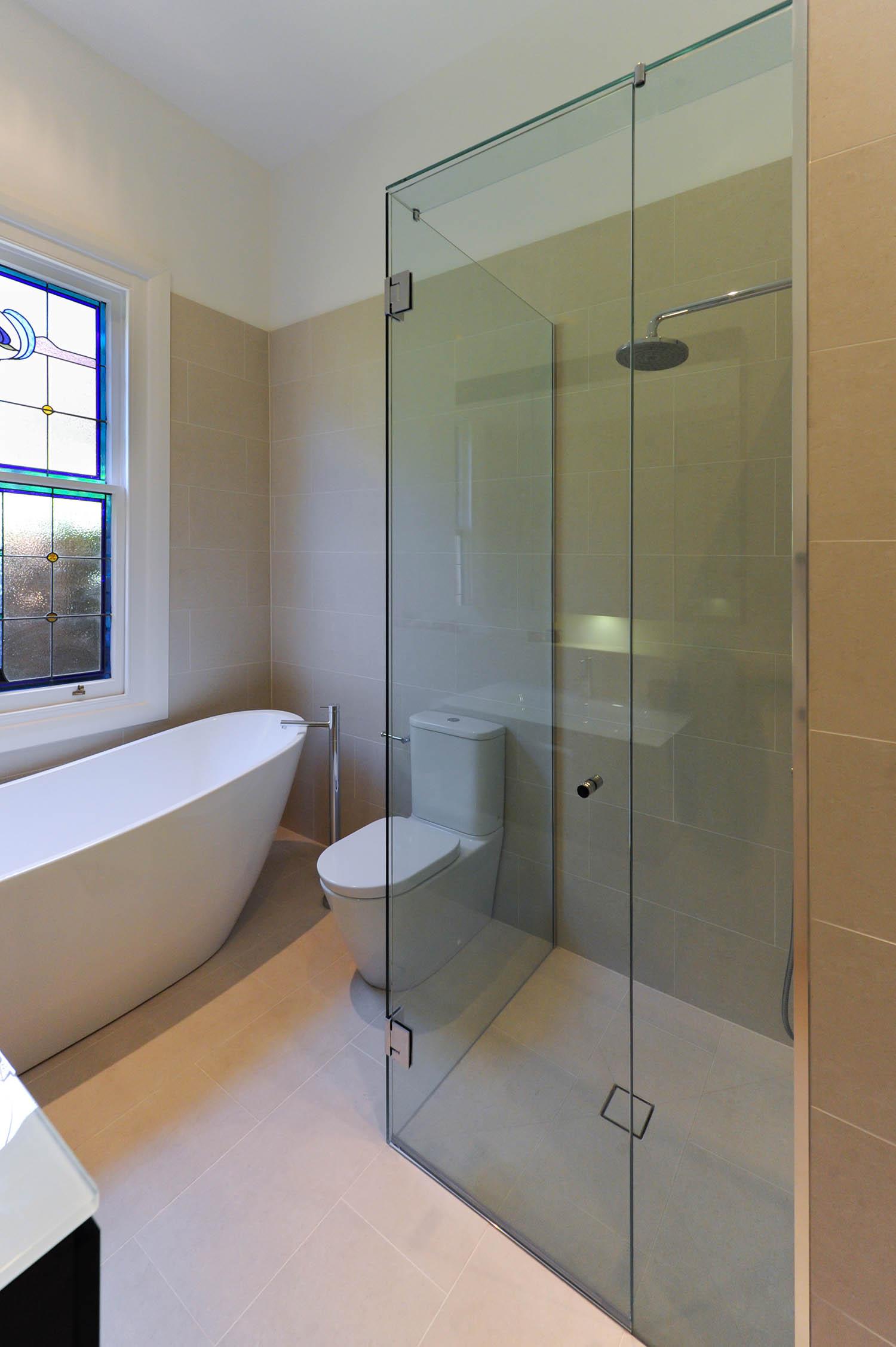 North Fitzroy Bathroom Design